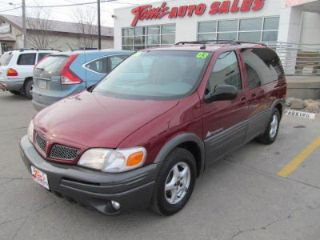 Used 2003 Pontiac Montana in Des Moines, Iowa