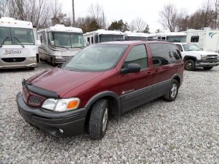 Used 2002 Pontiac Montana in Sunbury, Ohio