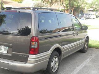 Pontiac Montana 2002