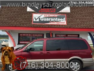 Used 2004 Pontiac Montana in Lockport, New York
