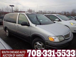 Pontiac Montana Plus 2002