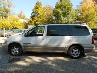 Used 2004 Pontiac Montana in Youngstown, Ohio