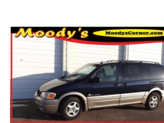 Used 2004 Pontiac Montana in River Falls, Wisconsin
