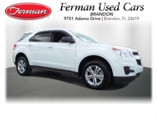 Used 2014 Chevrolet Equinox LS in Tampa, Florida