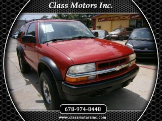 Used 2004 Chevrolet Blazer LS in Decatur, Georgia