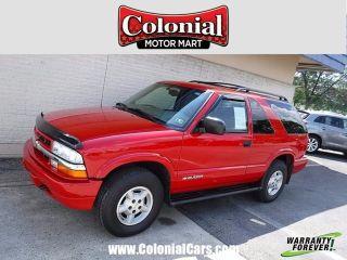 2005 Chevrolet Blazer LS