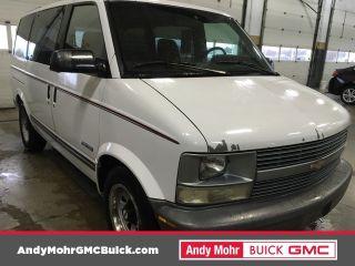 1995 Chevrolet Astro Base