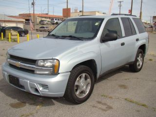 Chevrolet TrailBlazer LS 2008