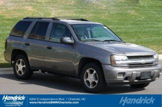 2008 Chevrolet TrailBlazer Fleet