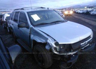 Chevrolet TrailBlazer LS 2008