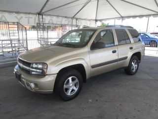 Chevrolet TrailBlazer LS 2005
