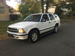Chevrolet Blazer LS 1996