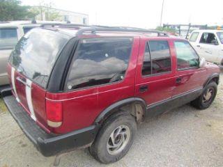 Chevrolet Blazer 1996