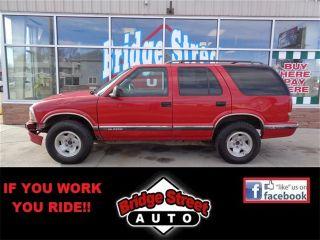 Chevrolet Blazer Base 1996