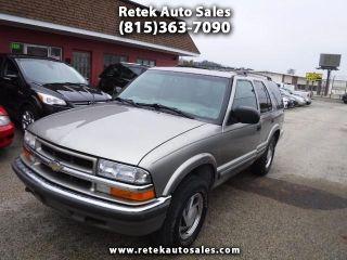Chevrolet Blazer LT 2000