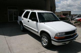 Used 2000 Chevrolet Blazer LS in Twin Falls, Idaho