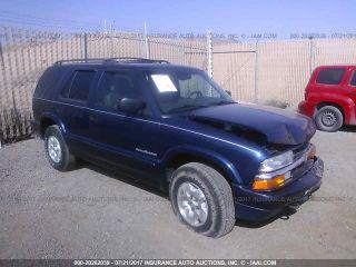 Chevrolet Blazer 2000