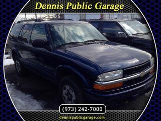 Used 2004 Chevrolet Blazer LS in Newark, New Jersey