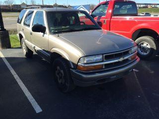 Chevrolet Blazer LS 2004