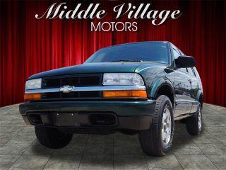 Used 2004 Chevrolet Blazer LS in Middle Village, New York