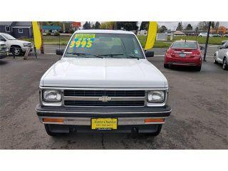 1991 Chevrolet Blazer S-10