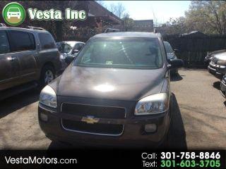 Chevrolet Uplander LS 2008