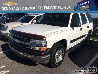 Chevrolet Tahoe LS 2005