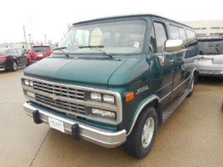 Used 1995 Chevrolet G-Series G20 in Spirit Lake, Iowa