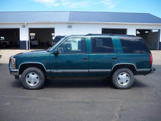 Chevrolet Tahoe Base 1995
