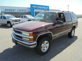 Used 1995 Chevrolet Tahoe LT in Douglas, Georgia