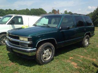 Chevrolet Tahoe LT 1995