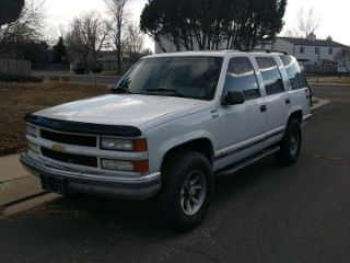 Chevrolet Tahoe LS 1995