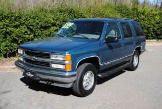 Used 1995 Chevrolet Tahoe in Marion, North Carolina