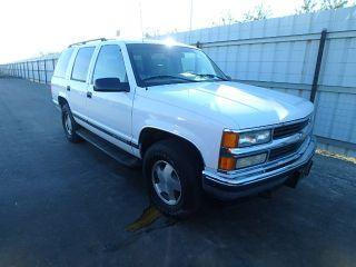 Used 1999 Chevrolet Tahoe in Fresno, California