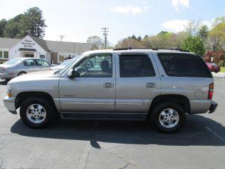 Chevrolet Tahoe 2001