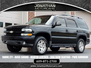 Used 2004 Chevrolet Tahoe Z71 In Edgewater Park New Jersey
