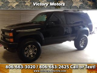 Used 1995 Chevrolet Tahoe in Pampa, Texas