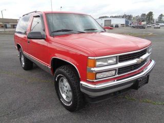 Used 1995 Chevrolet Tahoe LS in Lawrenceburg, Tennessee