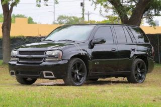 2007 Trailblazer Ss >> Used 2007 Chevrolet Trailblazer Ss In Hollywood Florida