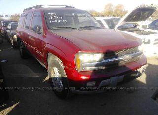 Chevrolet TrailBlazer EXT 2003