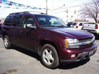 Chevrolet TrailBlazer EXT 2006