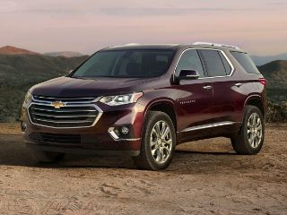 Used 2018 Chevrolet Traverse LT in La Grange, Kentucky