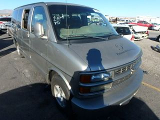 Chevrolet Express 1500 2002