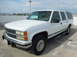 Used 1993 Chevrolet Suburban 1500 in Los Angeles, California