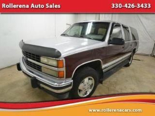 Chevrolet Suburban 1500 1993