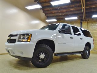 Chevrolet Suburban 2500 LS 2009