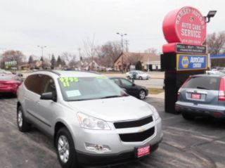 Used 2011 Chevrolet Traverse LS in Milwaukee, Wisconsin
