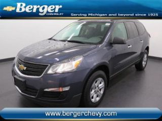 Used 2013 Chevrolet Traverse LS in Grand Rapids, Michigan