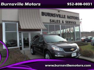 Chevrolet Traverse LS 2014