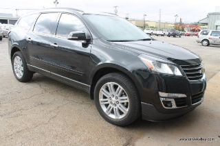 Used 2013 Chevrolet Traverse LT in Decatur, Indiana